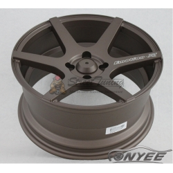 Новые диски SHOGUN EMOTION R V06-R R15 4X100 ET30 J6,5 бронза
