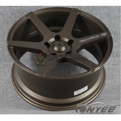 Новые диски SHOGUN EMOTION R V06-R R17 5X114,3 ET30 J8 бронза