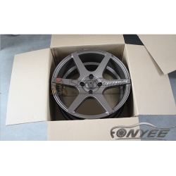 Новые диски SHOGUN EMOTION R V06-R R16 4X100 ET30 J7,5 бронза