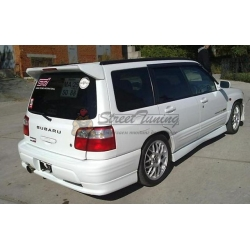 Спойлер STI для Subaru Forester SF